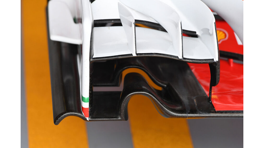 Ferrari - Formel 1 - GP Ungarn - 22. Juli 2016