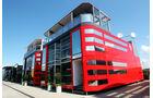 Ferrari - Formel 1 - GP Ungarn - 24. Juli 2014
