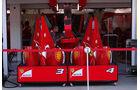 Ferrari - Formel 1 - GP Ungarn - 27. Juli 2013