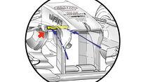 Ferrari Formel 1 Technik 2013