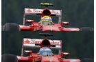 Ferrari - Formel 1-Technik - GP Belgien 2013