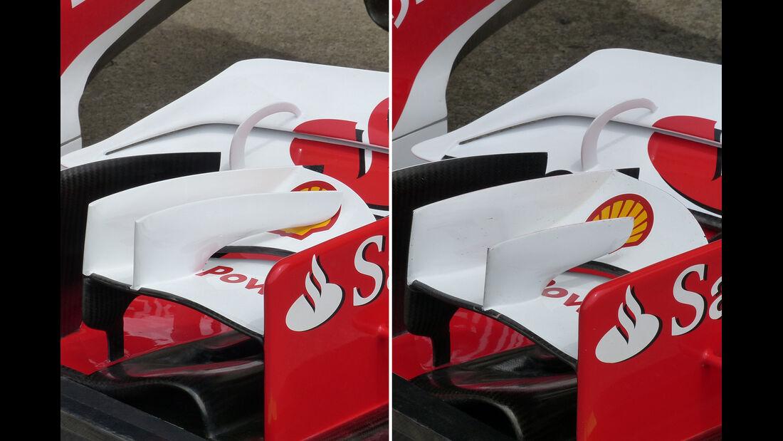 Ferrari - Formel 1 - Technik - GP Kanada 2015