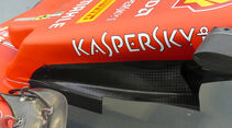 Ferrari - Formel 1 -Technik-Updates - 2019
