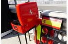 Ferrari - Formel 1 - Test - Bahrain - 19. Februar 2014