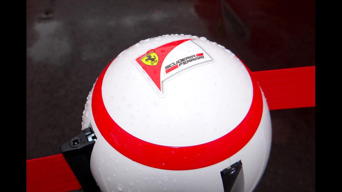 Ferrari - Formel 1 - Test - Barcelona - 1. März 2013