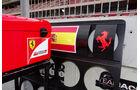 Ferrari - Formel 1 - Test - Barcelona - 19. Februar 2013