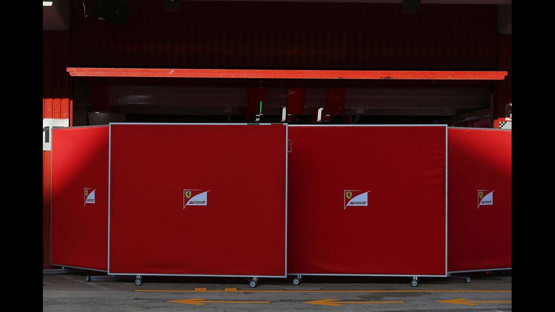 Ferrari - Formel 1-Test - Barcelona - 20. Februar 2015