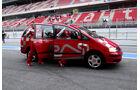 Ferrari - Formel 1 - Test - Barcelona - 22.Februar 2013