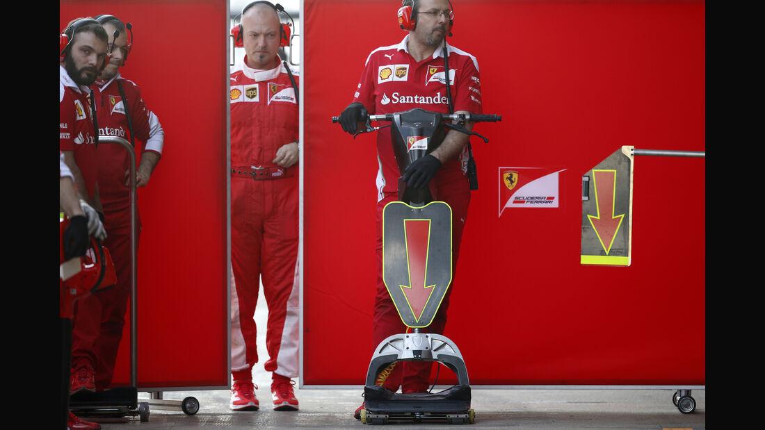 Ferrari - Formel 1-Test - Barcelona - 24. Februar 2016