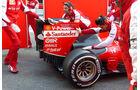 Ferrari  - Formel 1-Test - Barcelona - 26. Februar 2015