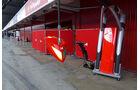 Ferrari - Formel 1-Test - Barcelona - 27. Februar 2015