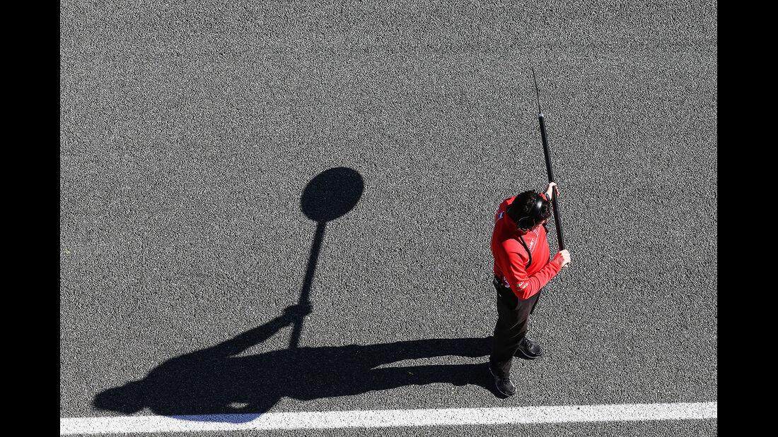 Ferrari, Formel 1-Test, Jerez, 6.2.2013