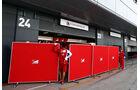 Ferrari - Formel 1-Test - Silverstone 2014