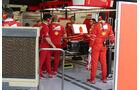 Ferrari - Formel 1 - Testfahrten - Bahrain International Circuit - Dienstag - 18.4.2017