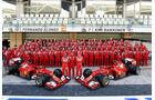 Ferrari - GP Abu Dhabi 2014