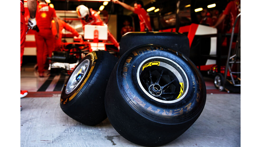 Ferrari - GP Abu Dhabi - 25. November 2017