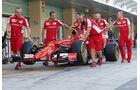 Ferrari - GP Abu Dhabi - 28. November 2015