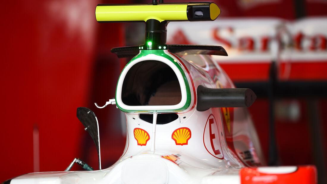 Ferrari - GP Australien 2016