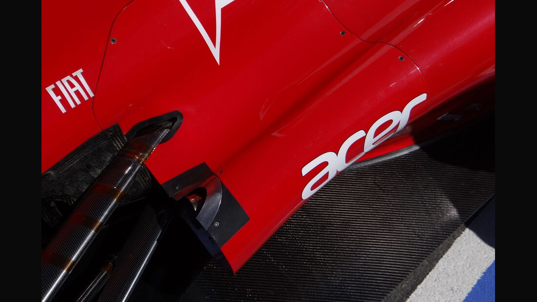 Ferrari - GP Australien - Melbourne - 17. März 2012