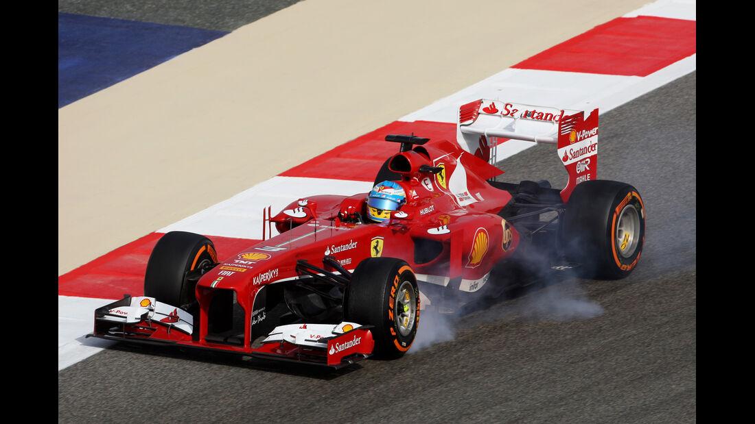 Ferrari GP Bahrain 2013