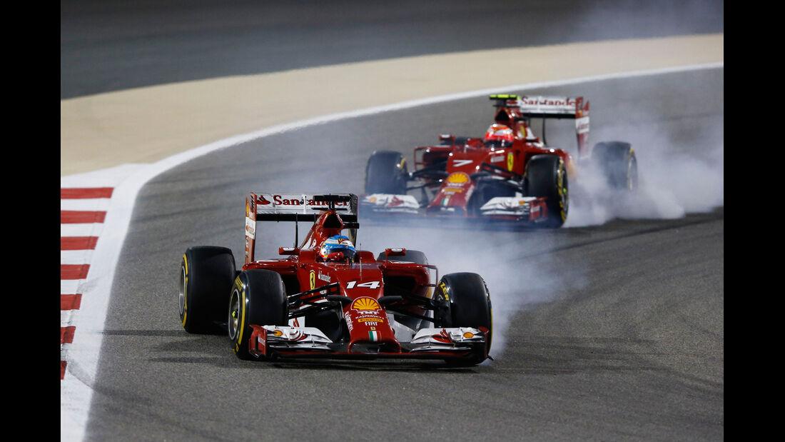 Ferrari - GP Bahrain 2014