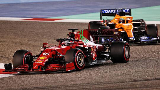 Ferrari - GP Bahrain 2021
