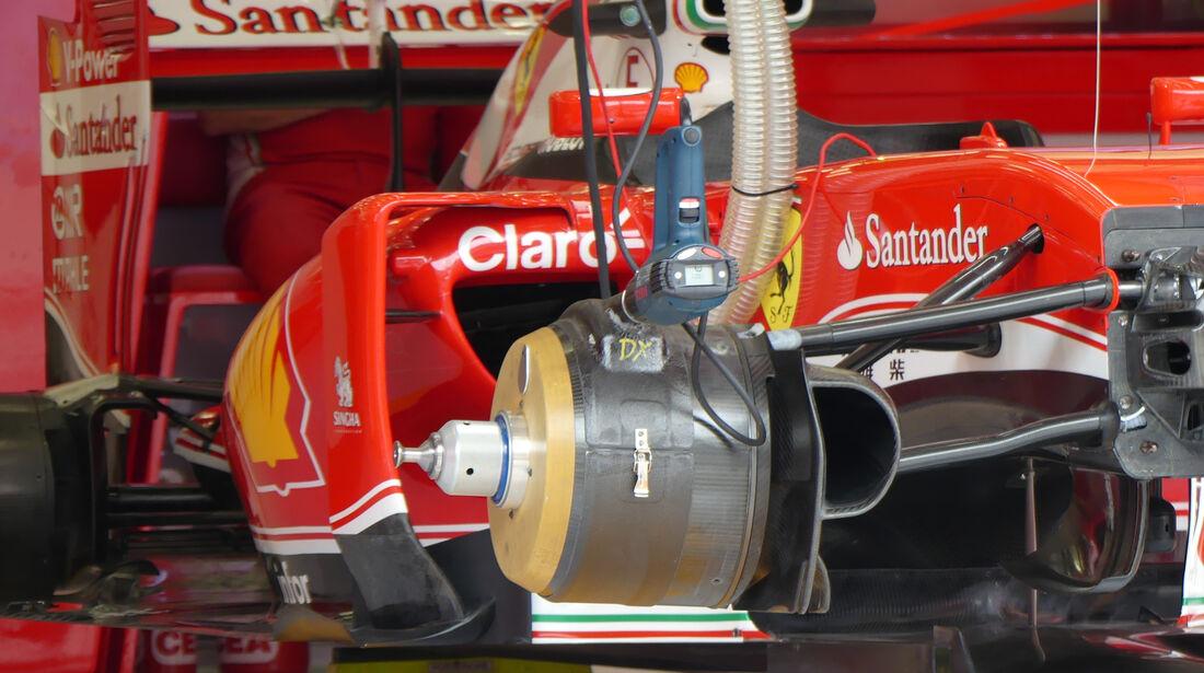 Ferrari - GP Bahrain - Formel 1 - 1. April 2016