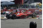 Ferrari GP Belgien 2012