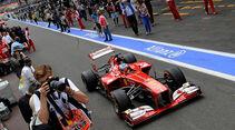 Ferrari - GP Belgien 2013