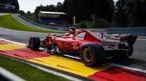 Ferrari - GP Belgien 2017