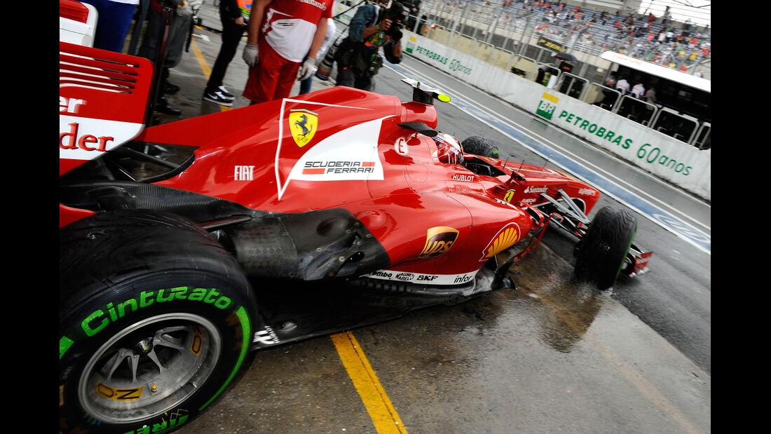 Ferrari - GP Brasilien 2013