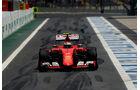 Ferrari - GP Brasilien 2015