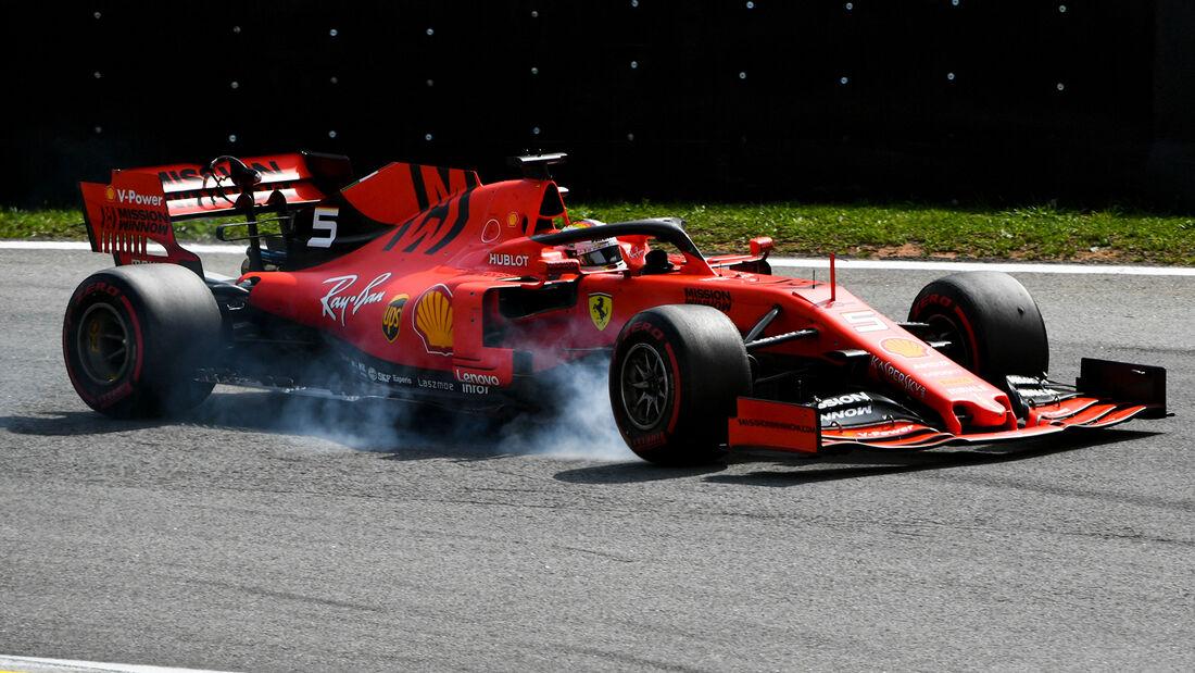 Ferrari - GP Brasilien 2019