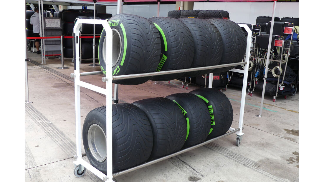 Ferrari - GP Brasilien - Interlagos - Formel 1 - Donnerstag - 8.11.2018