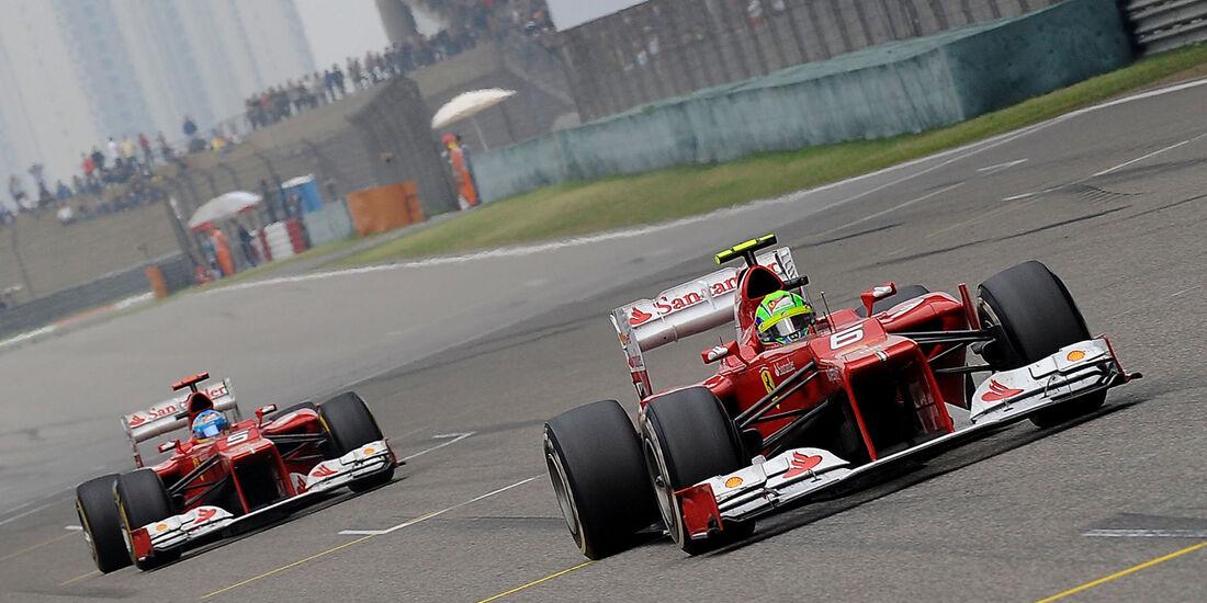 Ferrari  GP China 2012