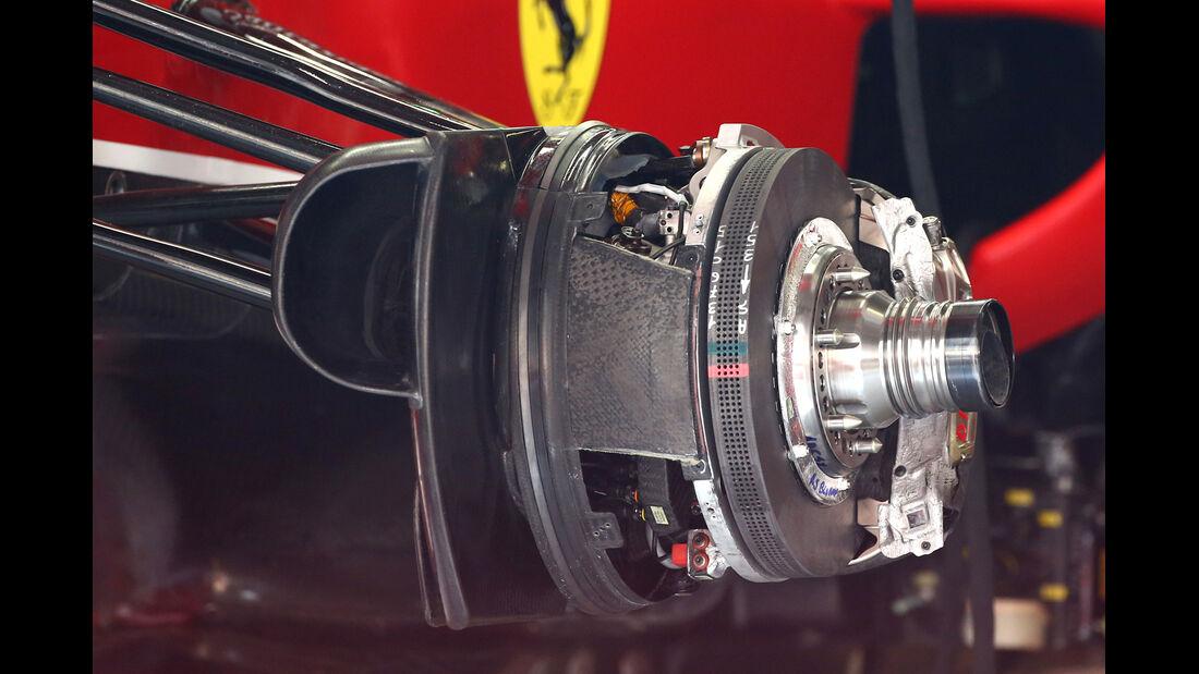 Ferrari - GP China 2014