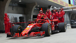 Ferrari - GP China 2018