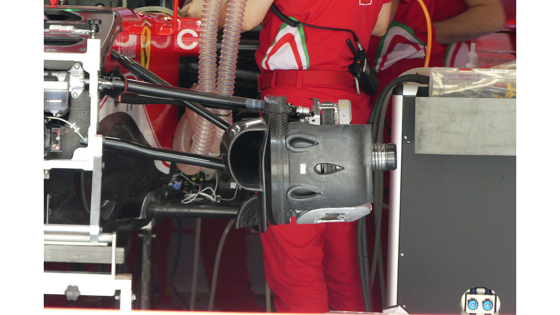Ferrari - GP China - Shanghai - Donnerstag - 14.4.2016