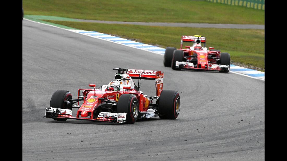 Ferrari - GP Deutschland 2016