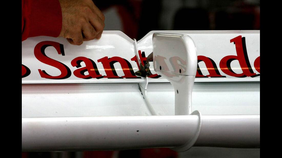 Ferrari - GP Deutschland - Nürburgring - 22. Juli 2011