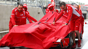 Ferrari - GP England 2011