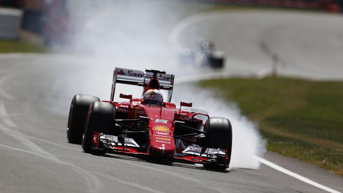 Ferrari - GP England 2015