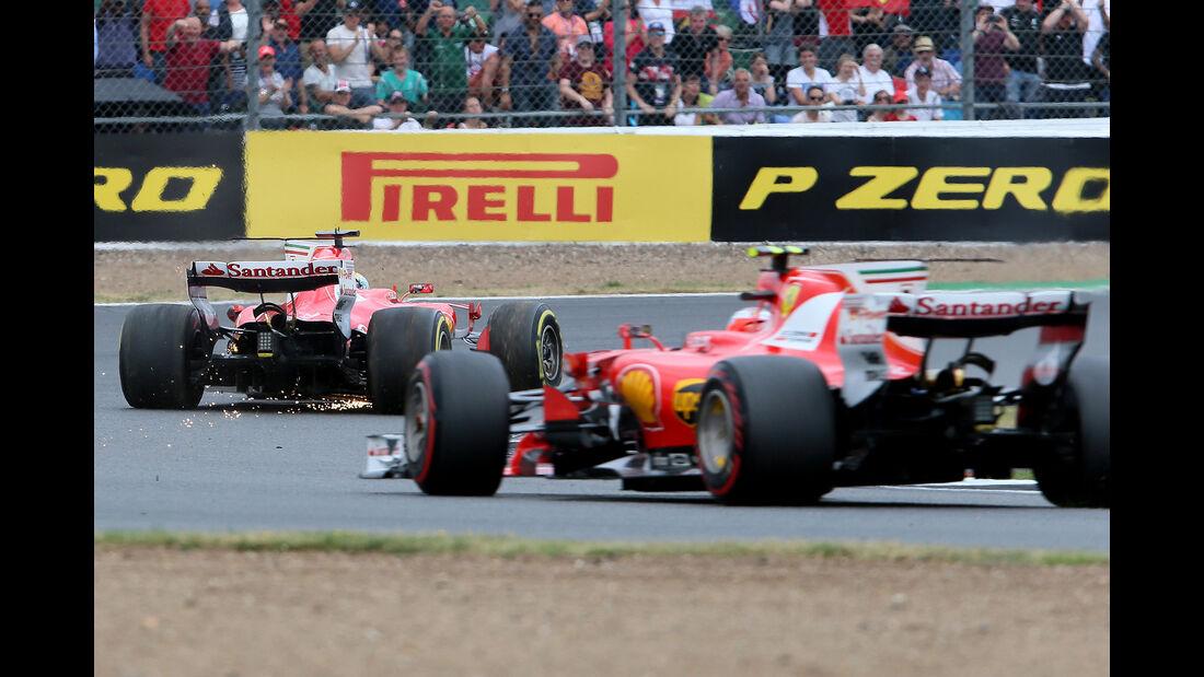 Ferrari - GP England 2017