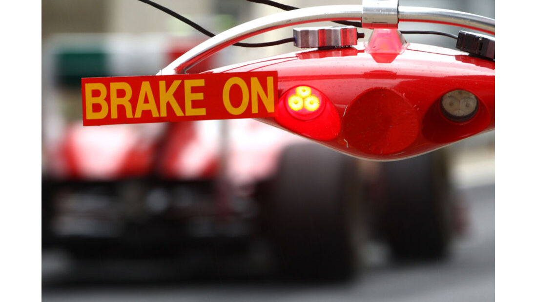 Ferrari - GP England - Qualifying - 9. Juli 2011