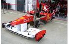 Ferrari - GP England - Silverstone - Do. 7. Juli 2011