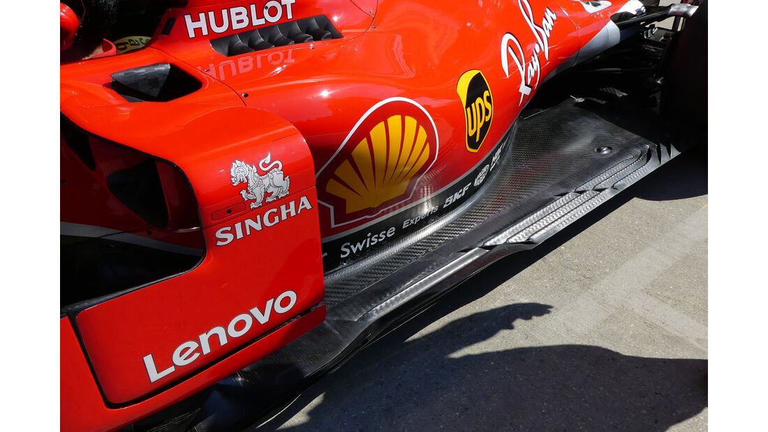 Ferrari - GP England - Silverstone - Formel 1 - Donnerstag - 5.7.2018