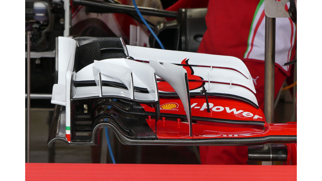 Ferrari -  GP England - Silverstone - Formel 1 - Freitag - 8.7.2016