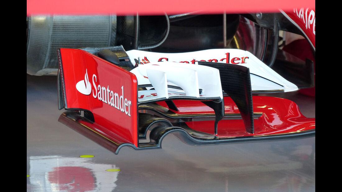 Ferrari - GP England - Silverstone - Freitag - 3.7.2015