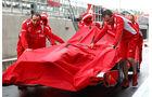 Ferrari - GP England - Training - Silverstone - 8. Juli 2011