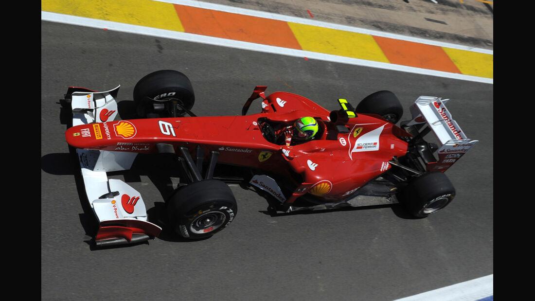 Ferrari GP Europa Valencia 2011